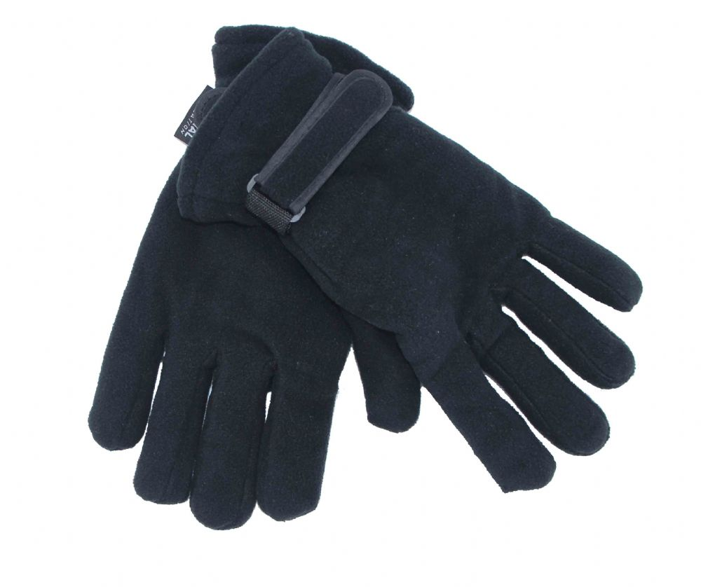 Mens fleece gloves GL243669